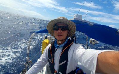 Einhand von Grenada nach Curacao
